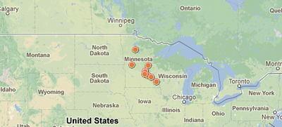 CLICK HERE TO VISIT OUR INTERACTIVE MAP OF PARTICIPATING INSTITUTIONS!