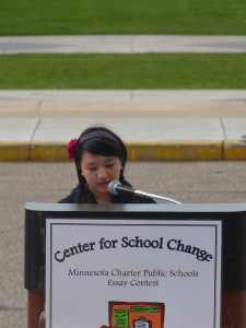 Essay about charter change
