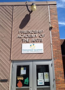 Friendship Academy of the Arts in South Minneapolis