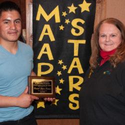Courageous, award winning student speeches