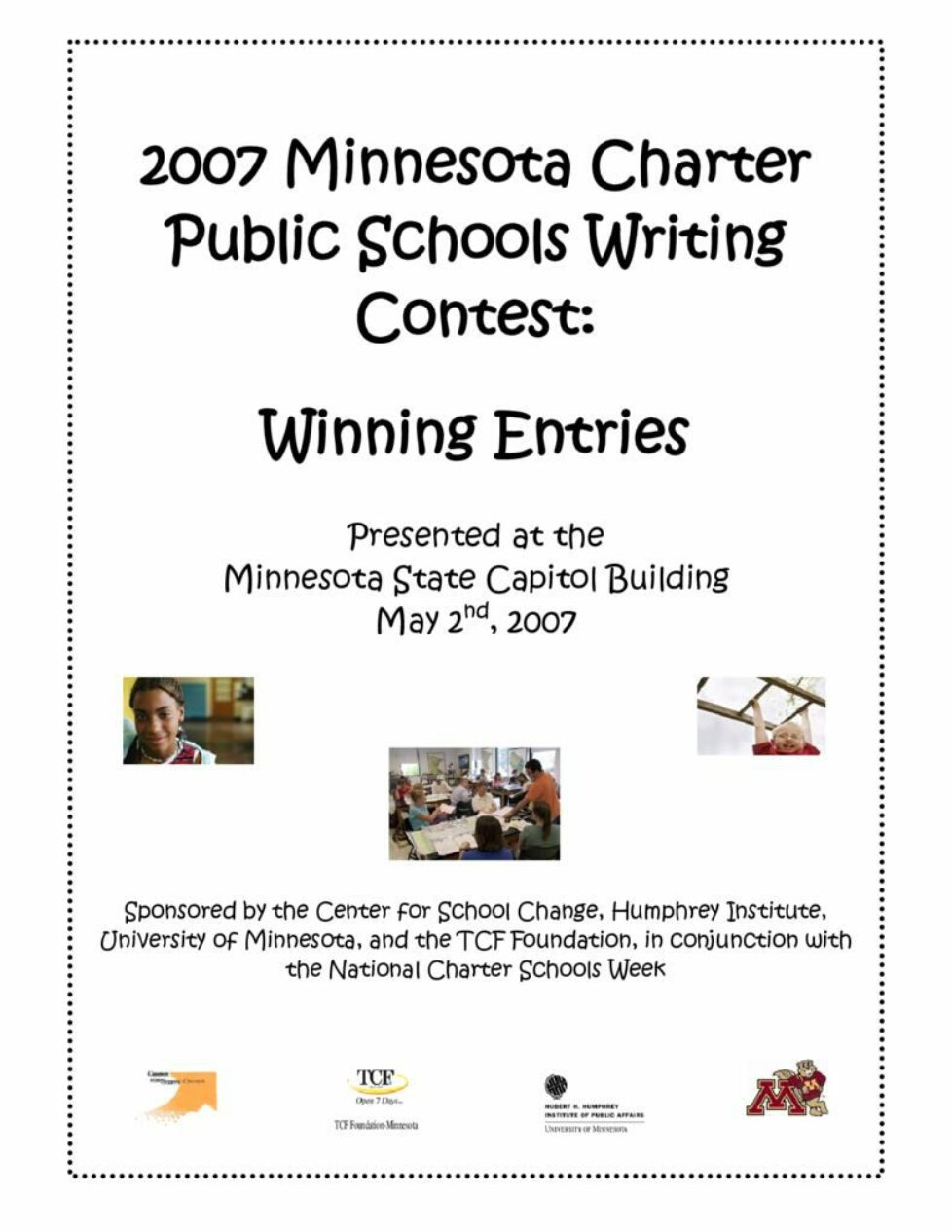 thumbnail of 2007-winning-essays-booklet