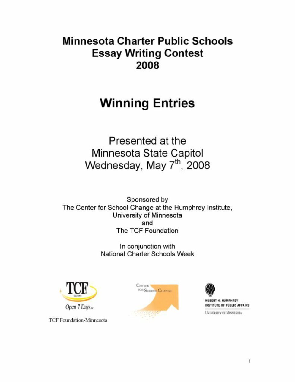 thumbnail of 2008-winning-essays-booklet