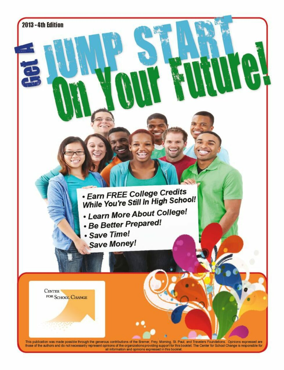 thumbnail of CSC's Jump Start Booklet