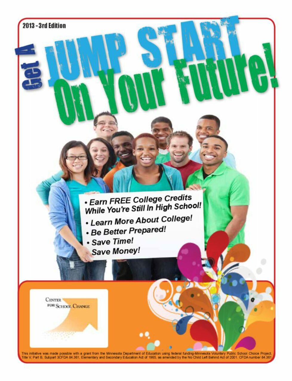thumbnail of Jump Start Dual Credit Booklet – 3rd Edition – 2013