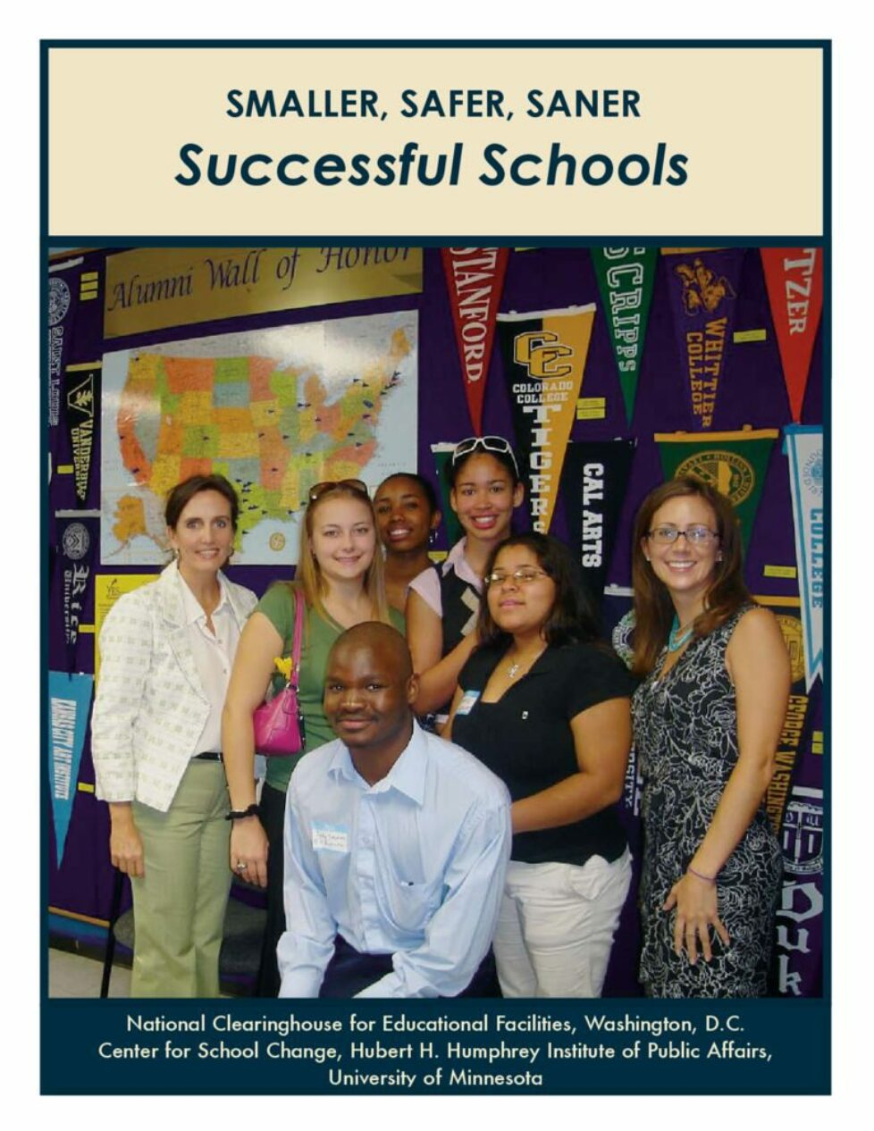 thumbnail of Smaller, Safer, Saner Successful Schools (2nd edition)